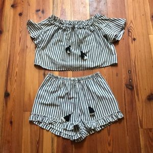 Tops - Two piece set!